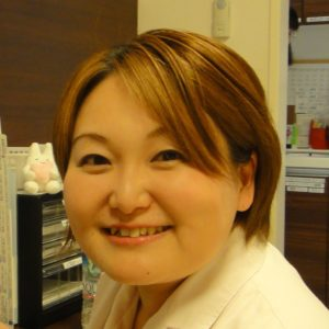 塚田訓子先生