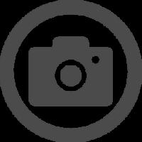 丸枠付きのカメラのアイコン素材 1
